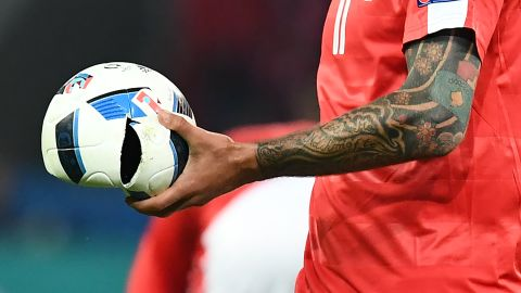 The official ball for Euro 2016 retails at $160.