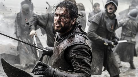 """HBO's """"Game of Thrones"""" scored the most nominations, 23, including outstanding drama series. It will compete against """"The Americans"""" """"Better Call Saul,"""" """"Downton Abbey"""" """"Homeland,"""" """"House of Cards"""" and """"Mr. Robot."""""""