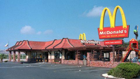 A gunman killed 21 adults and children at a San Ysidro, California McDonald's.
