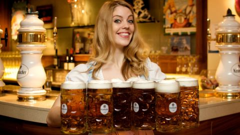 """Whether the UK exits (or Brexits) the European Union or not, Londoners can remind themselves of the culinary delights of the EU member states at restaurants around what is arguably Europe's most cosmopolitan city. German sausages and beer flow fast at the <a href=""""http://www.bavarian-beerhouse.co.uk/"""" target=""""_blank"""" target=""""_blank"""">Bavarian Beerhouse</a>."""