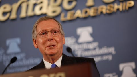 The nation was in the throes of its worst economic crisis since the Great Depression when the then-Republican Senate Minority Leader Mitch McConnell publicly declared in 2010 his party's top priority: Making Obama a one-term president. Obama defenders say McConnell's remark revealed how the opposition to Obama had become personal, not just partisan.