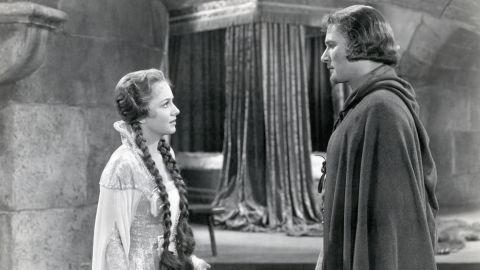"""De Havilland was Maid Marian to Flynn's outlaw from Sherwood Forest in """"The Adventures of Robin Hood"""" (1938), a rollicking film that was perhaps their most memorable together. By now, however, the actress was growing bored with decorative roles that required little acting ability. """"They Died With Their Boots On"""" (1941), about George Custer, would be the last of the de Havilland-Flynn pairings."""
