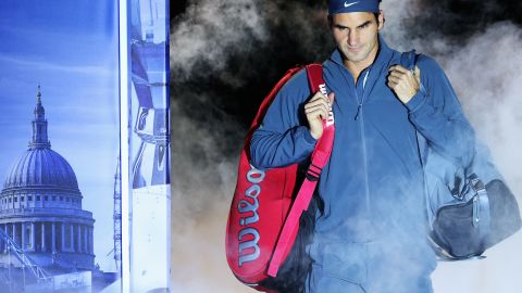 Two of those have come since the ATP finals switched to London in 2009, though Federer has been beaten in three of the past four title matches by Djokovic.