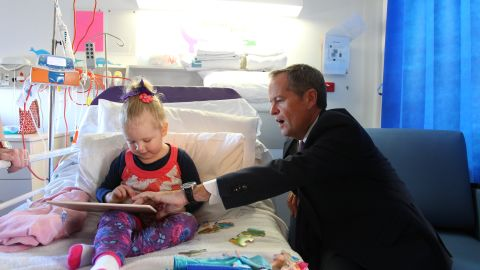 Labor Party Leader Bill Shorten caught up with Turnbull in polling over the course of the campaign, but just fell short of taking power back from the center-right Liberal Party.