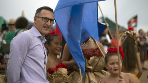 Green party leader Richard Di Natale could hold the balance of power in Australia's senate after the election, as the July 2 vote dissolved both houses of Parliament.