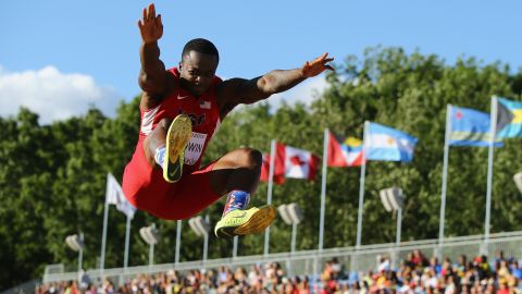 With just weeks remaining until Rio 2016 kicks off, Marquise Goodwin has a genuine shot at gold.