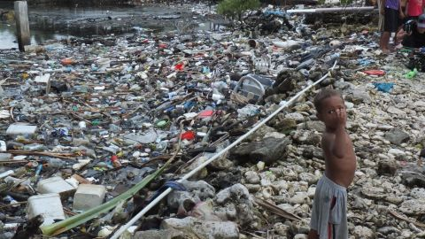 The South Pacific island of Tuvalu should be a model of sustainability. But plastic pollution is having a devastating effect on the formerly pristine environment, and it may be responsible for the declining health of many islanders.