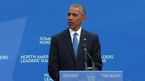Obama comments on Istanbul attack