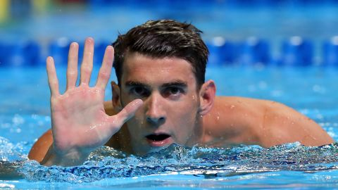 Michael Phelps will compete at a fifth Olympic Games with an eye on adding to his haul off 22 medals -- 18 of which are gold. The 31-year-old retired from the pool after the 2012 Games but made his comeback two years later.<br />