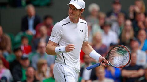 Another Wimbledon winner, Andy Murray, routed Yen-Hsun Lu 6-3 6-2 6-1 to progress.