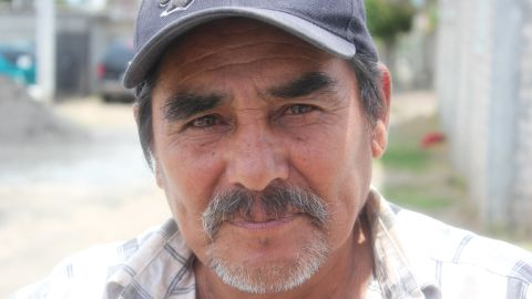 Juan Paniagua has seven sons and daughters in the U.S. The children, in Chicago and Oregon, have sent as much money as they can afford since 1990.