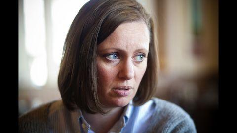 Ex-prosecutor Julie Trevarthen handled witnesses in McCullough's case.