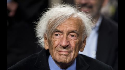 """Nobel Peace Prize laureate and Holocaust survivor <a href=""""http://www.cnn.com/2016/07/02/world/elie-wiesel-dies/index.html?adkey=bn"""">Elie Wiesel</a> died at the age of 87 on July 2. Wiesel's book """"La Nuit"""" is the story of the Wiesel family being sent to Nazi concentration camps."""