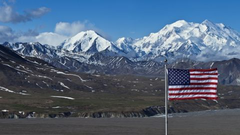 Grizzly bears and black bears inhabit the 6 million acre Denali National Park and Preserve