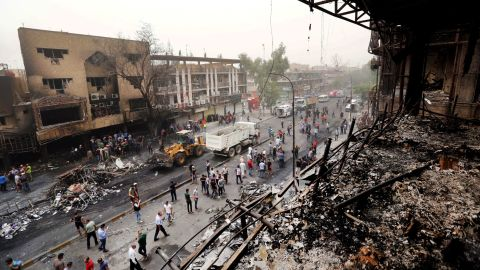 The Karrada attack was the deadliest incident in Baghdad in years.