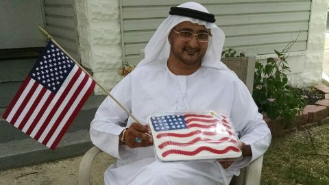 Ahmed Al Menhali