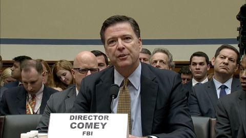 House Oversight HRG: Comey testifies on Clinton emails   Federal Bureau of Investigation?s (FBI) recommendation not to prosecute former Secretary of State Hillary Clinton for maintaining a private server, House Oversight and Government Reform Committee Chairman Jason Chaffetz (R-UT) announced that FBI Director James Comey will testify before the Oversight Committee on Thursday, July 7, 2016.   ?The FBI's recommendation is surprising and confusing. The fact pattern presented by Director Comey makes clear Secretary Clinton violated the law. Individuals who intentionally skirt the law must be held accountable. Congress and the American people have a right to understand the depth and breadth of the FBI's investigation. I thank Directory Comey for accepting the invitation to publicly answer these important questions.?