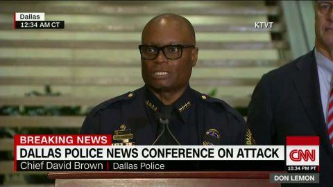 dallas police shooting chief david brown negotiating with suspect sot_00001104.jpg