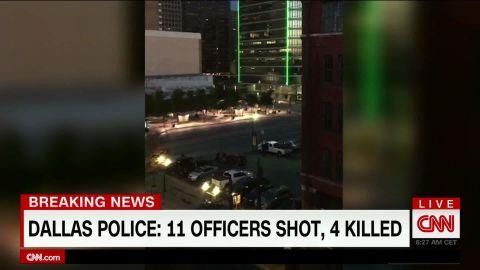dallas police officers shot gunshots heard sot ctn_00000022.jpg