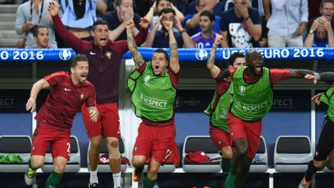 But it somehow managed to make the final and win the title courtesy of Eder's winner in extra-time.