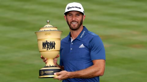 """The U.S. golf team will also be without world No. 2 Dustin Johnson, who won the U.S. Open in June. Johnson pulled out on July 8, saying """"my concerns about the Zika virus cannot be ignored."""" He already has a baby boy with fiancee Paulina Gretzky."""