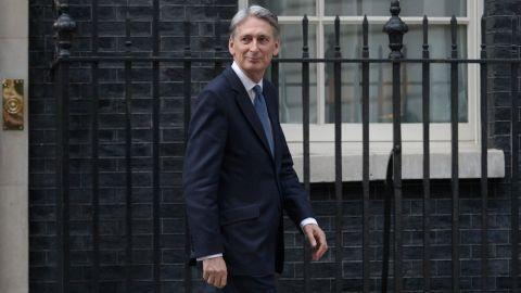 Chancellor of the Exchequer Philip Hammond has advocated a Brexit transition deal.