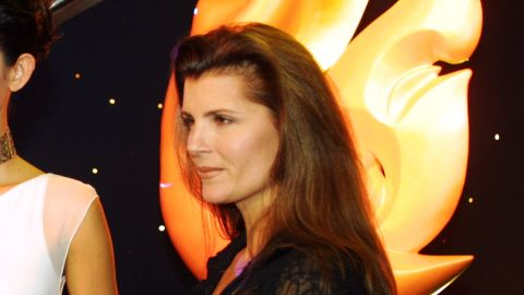 """Actress Kimberlin Brown, who starred in """"The Young and the Restless"""" and """"The Bold and the Beautiful"""""""