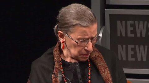Ruth Bader Ginsburg apologizes Donald Trump nr_00011612.jpg