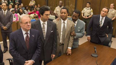 'The People v. O.J. Simpson: American Crime Story'  -- CR: Prashant Gupta/FX