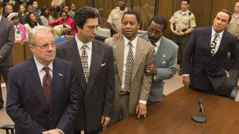 """""""The People v. O.J. Simpson: American Crime Story"""" made FX happy at the Emmy nominations ceremony as it enjoyed 22 of them, including one for outstanding limited series. It's up against """"American Crime,"""" """"Fargo,""""<br />""""The Night Manager"""" and """"Roots."""""""