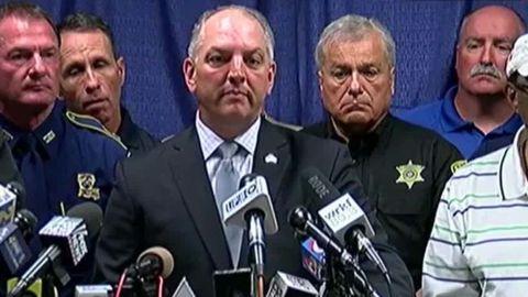 Governor Louisiana Baton Rouge ambush police killed presser_00004906.jpg