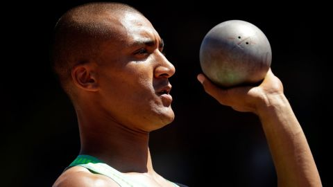 He's the reigning Olympic champion who simply does not know how to lose -- and Ashton Eaton is looking good for a repeat of his London heroics of four years ago. The world's leader in decathlon, who holds the world record, will be one of the leading medal hopes for the U.S. in Brazil.