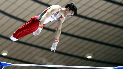 """Japan's<a href=""""http://edition.cnn.com/2015/10/21/sport/kohei-uchimura-gymnastics-olympics-japan/""""> Kohei Uchimura is aiming to defend his all-around title</a> at Rio after his success in London. With the next Olympics in his home country of Japan, the 27-year-old is hoping to head into Tokyo as a double Olympic champion.<br />"""