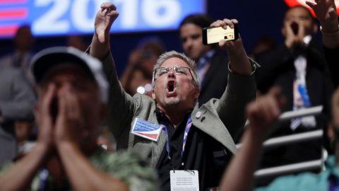 People react to Cruz's speech.