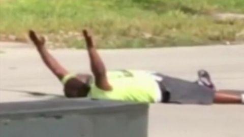 miami unarmed man shot by police Kinsey pkg _00000110.jpg