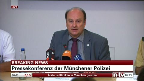 Munich presser