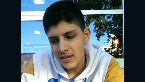 Ali Sonboly has been identified as the Munich shooter