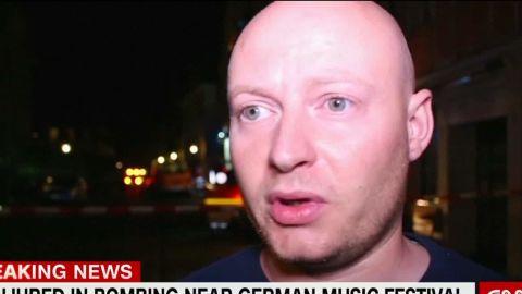 german suicdie bomber investigation witness fred pleitgen_00005701.jpg