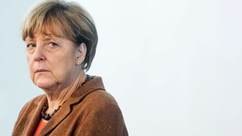 Chancellor Angela Merkel previously said the country may take in extra 500,000 refugees for years to come.