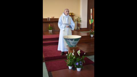 The Rev. Jacques Hamel, 86, was slain Tuesday in St.-Etienne-du-Rouvray.