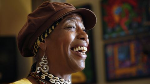 """<a href=""""http://www.cnn.com/2016/07/26/entertainment/miss-cleo-youree-harris-obituary/index.html"""" target=""""_blank"""">Youree Dell Harris</a>, better known as """"Miss Cleo,"""" the pitchwoman for the Psychic Readers Network, died July 26 of cancer, according to an attorney for her family. She was 53."""