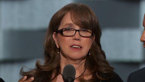 Christine Leinonen at DNC