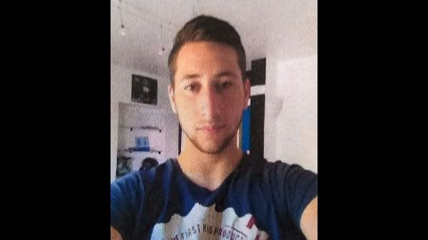 Abdel Malik Petitjean, 19, was one of two men behind this week's church attack in France, officials say.