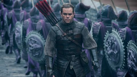 """Matt Damon was put as the lead in Zhang Yimou's English-language debut """"The Great Wall,"""" set in ancient China. The choice drew criticism, most prominently from 'Fresh Off The Boat' star Constance Wu."""
