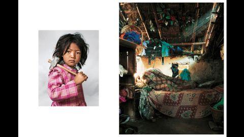 Indira, 7, Kathmandu, Nepal