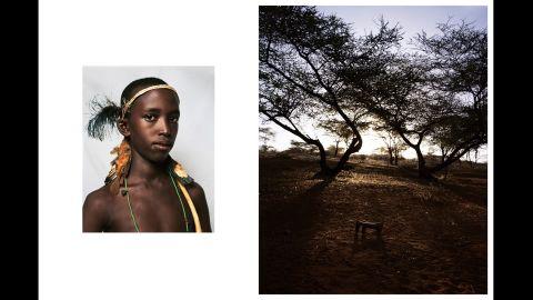 Irkena, 14, Kaisut Desert, Kenya