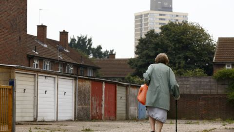 But the Olympic development has dramatically increased prices and pressure on housing in the surrounding boroughs, which are among the poorest in London. Homelessness has risen sharply in nearby Newham.