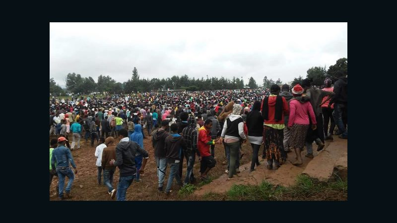 Oromo protests: Why US must stop enabling Ethiopia | CNN
