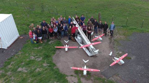 """Silicon Valley startup Zipline uses drones to deliver vaccines and blood to remote hospitals and clinics in Rwanda.  <br /><br /><a href=""""https://edition.cnn.com/2016/08/10/africa/blood-drones-rwanda-mpa/index.html"""" target=""""_blank"""">Read more</a> about this drone delivery service."""