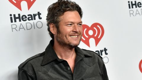"""Country star and """"The Voice"""" coach Blake Shelton earned in honor in 2017."""